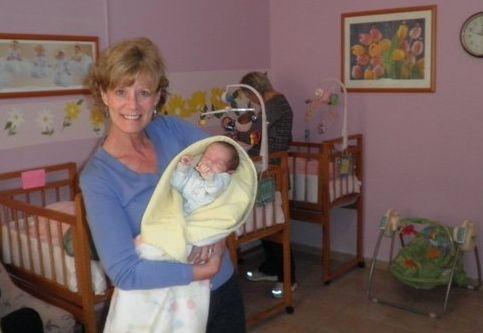 Nursery Care volunteer programs in Albania with Love Volunteers.