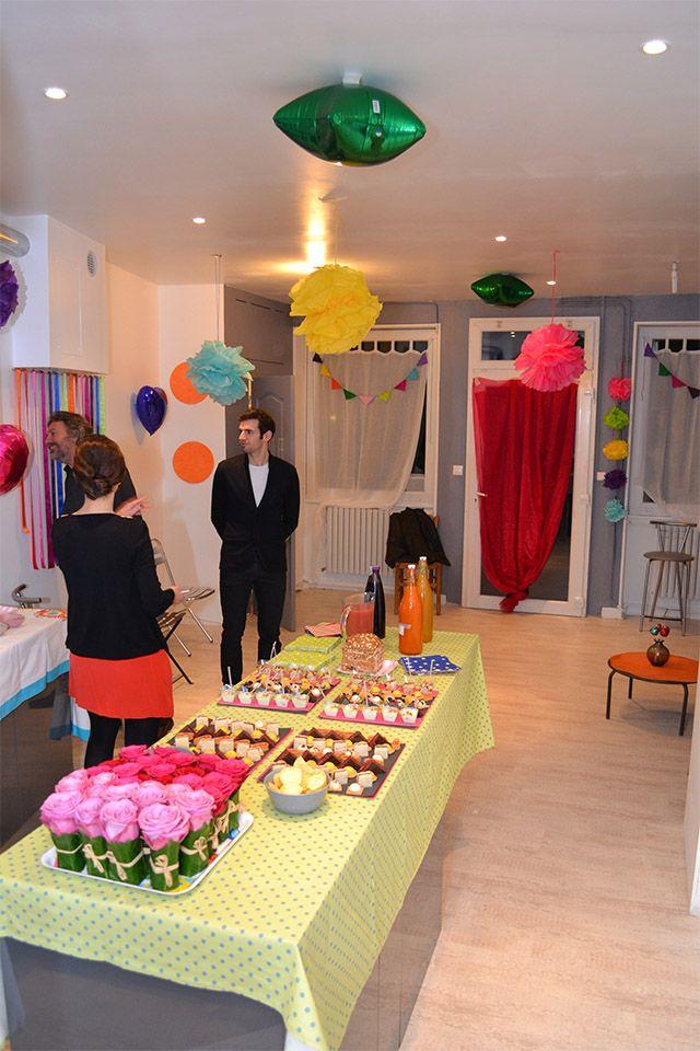 17 meilleures id es propos de decoration anniversaire. Black Bedroom Furniture Sets. Home Design Ideas