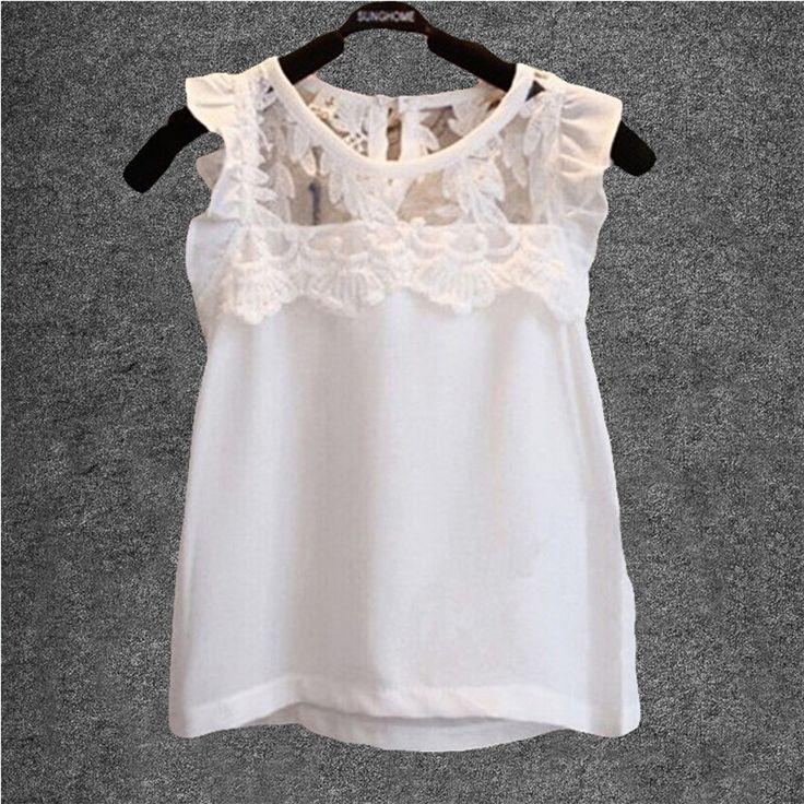 Conjunto Infantil Menina Luxo Blusa Bordada  Branca + Saia - R$ 119,90