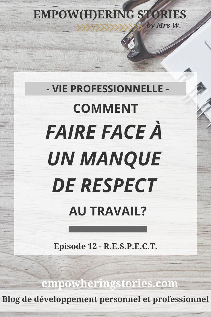 Comment Se Faire Respecter Au Travail : comment, faire, respecter, travail, Épinglé, Bien-être, Travail