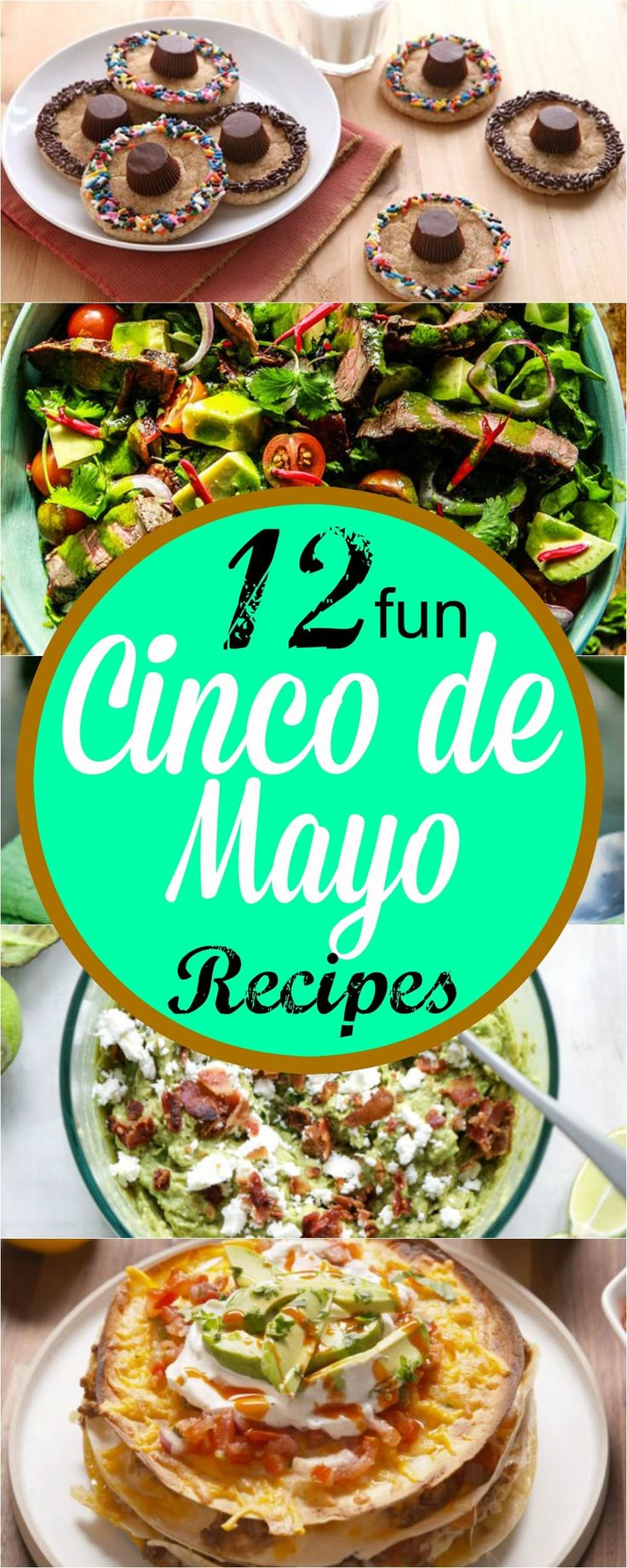 Looking for some good recipes for Cinco de Mayo? Check out these tasty dishes!!