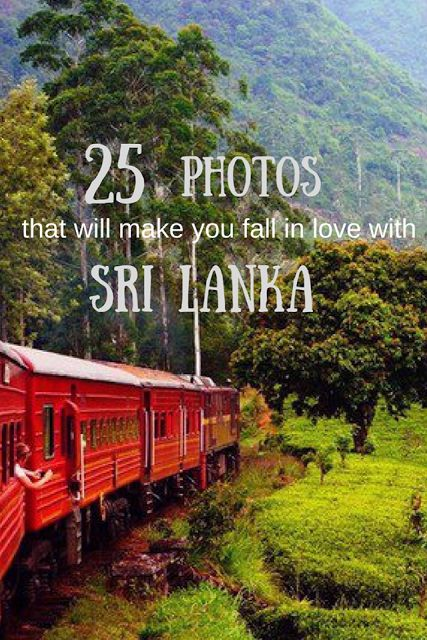 25 PHOTOS THAT WILL MAKE YOU FALL IN LOVE WITH SRI LANKA