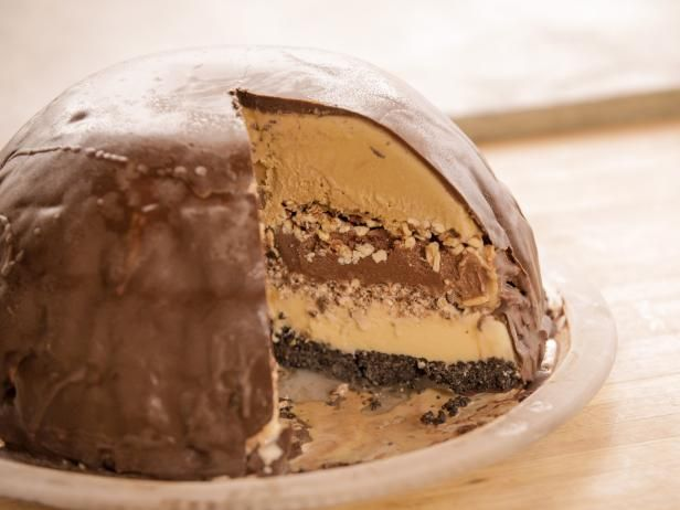 Get Mile High Mud Pie Recipe from Food Network