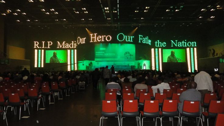 Tribute to Madiba...