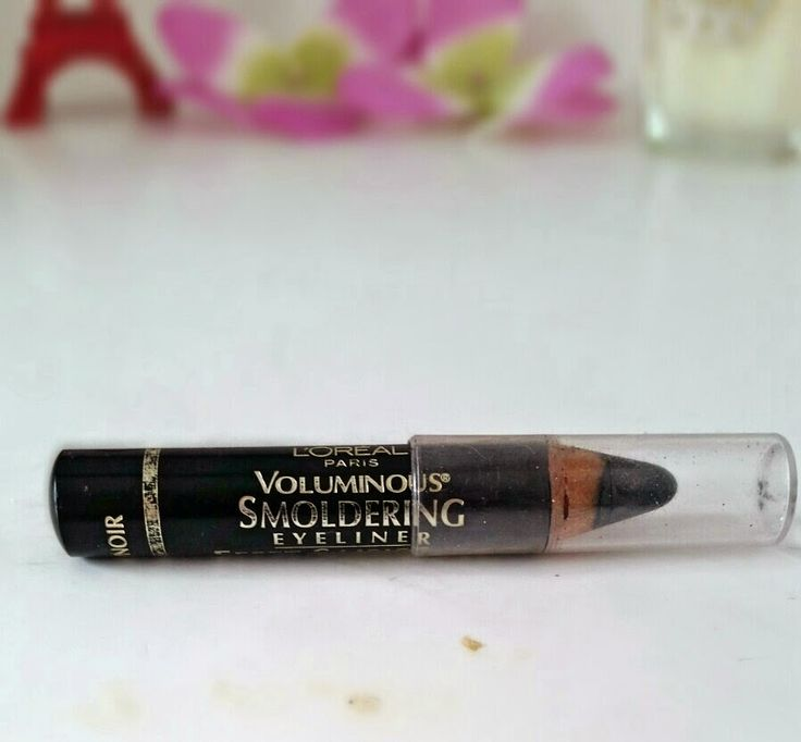 This is the best eyeliner I have found for the waterline! Super bold and doesn't smudge or fade!