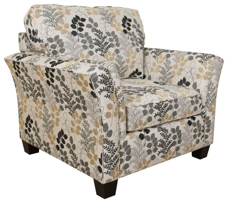 Kerry Elegant Contemporary Living Room Chair By England   AHFA    Upholstered Chair Dealer Locator