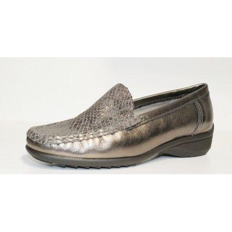 Mocassin Ara bronze confort venez découvrir www.cardel-chaussures.com