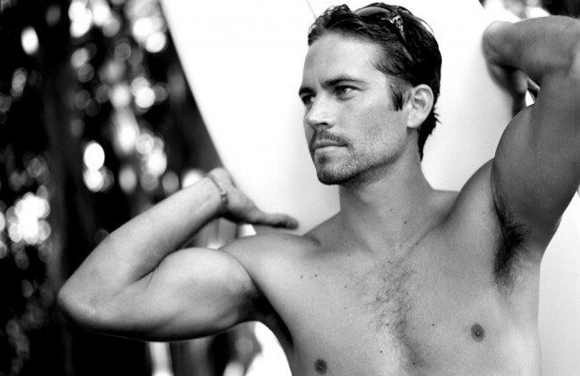 Paul Walker: Tyrese Gibson, Michelle Rodriguez and Ludacris Pay ...