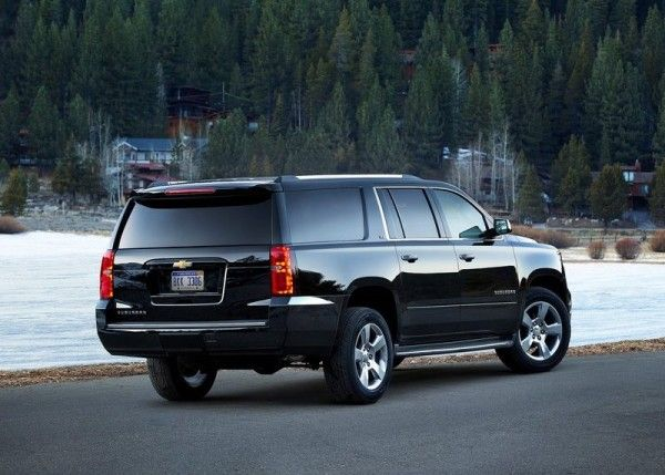 2015 Chevrolet Suburban Full Review with Images