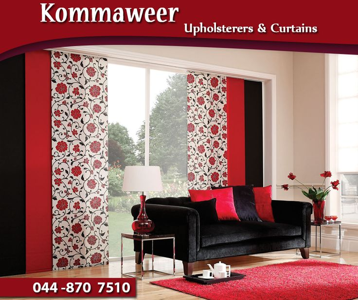 Looking for professional upholsterers to repair or recover an item of furniture? Contact #Kommaweer on 044 870 7510 for more information. #Upholstery #services
