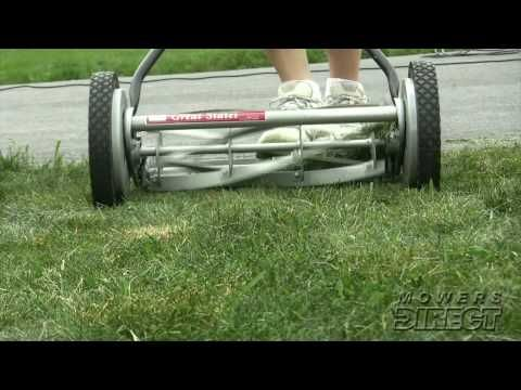 ▶ How To Pick The Perfect Reel Lawn Mower - YouTube