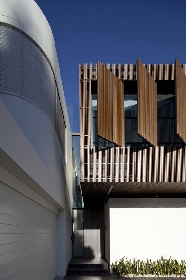 Z House in Bellevue Hill, Sydney | Bruce Stafford Architects