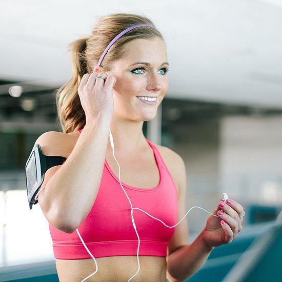 Workout Music Latest News, Photos and Videos | POPSUGAR Fitness