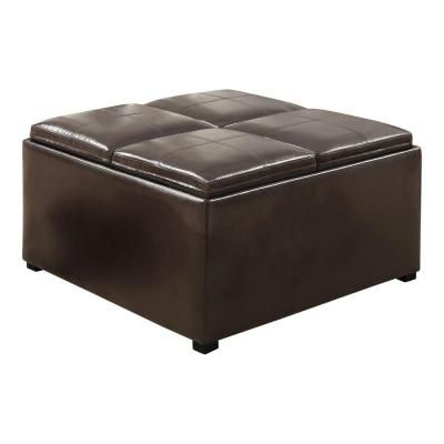 1000 ideas about leather coffee table on pinterest concrete coffee table coffee tables and. Black Bedroom Furniture Sets. Home Design Ideas