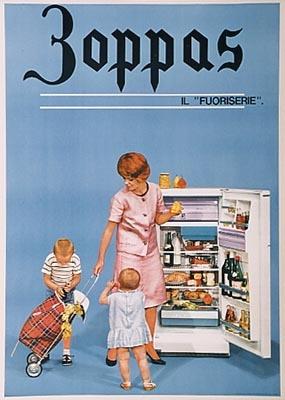 zoppas  vintage ads