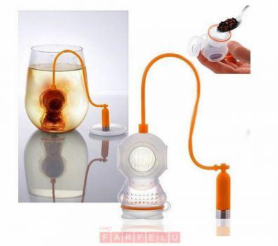 Infuseur à thé Deep Tea Diver | acceuil