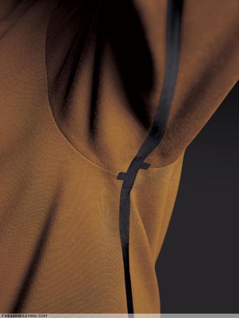 Nike Tech Pack Collection - Soft Shells / Bonded details. #SewfreeBonding