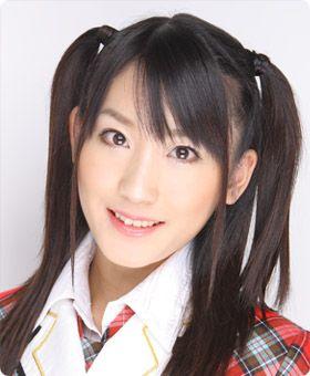 5th Generation #Harula_Kohaka #小原春香 Birthdate: April 12th, 1988 #SDN48