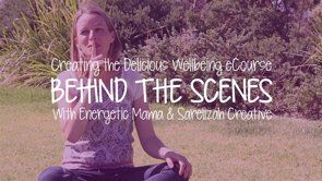 Behind the scenes of Delicious Wellbeing with a very special guest. Find out more about the program here http://deliciouswellbeing.com