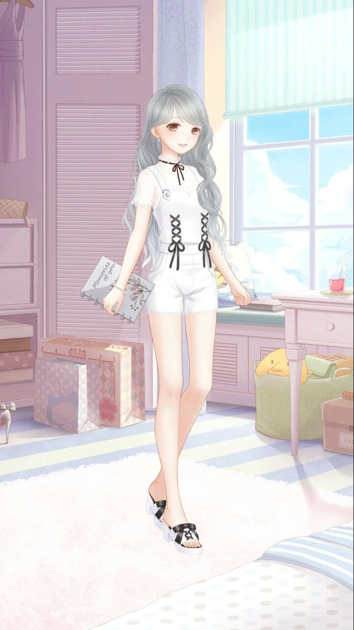 46 best Miracle Nikki - My Style images on Pinterest | Anime girls Animation and Fashion drawings