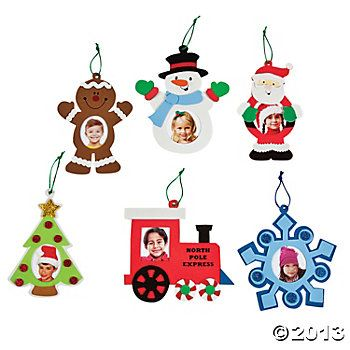 24 best Christmas - Frame Ornaments images on Pinterest | Merry ...