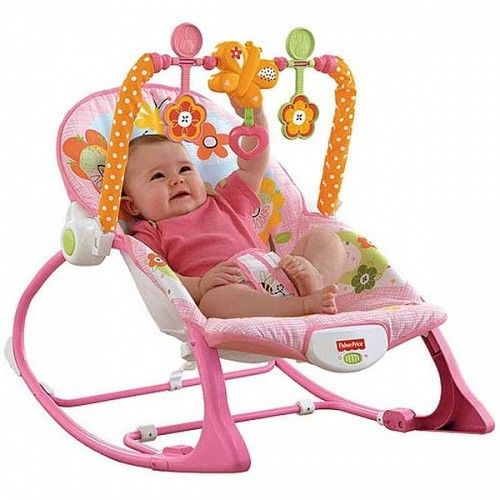 Balansoar 2 in 1 Infant to Toddler de la Fisher Price