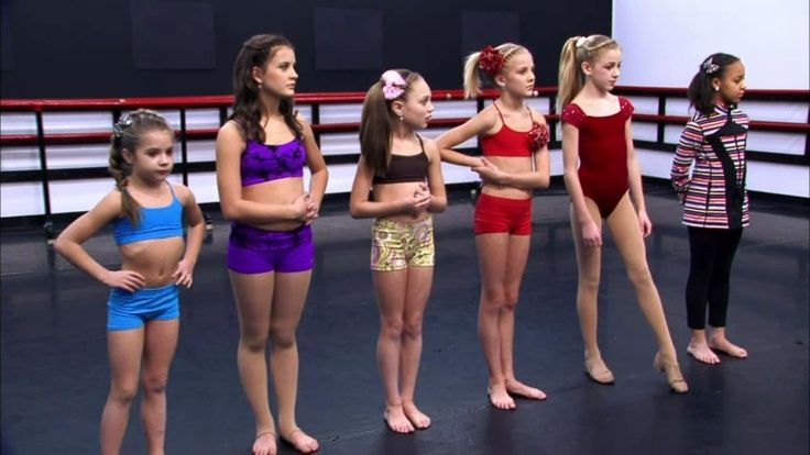 Dance Moms girls | Abby Lee Dance Company Dance Wear