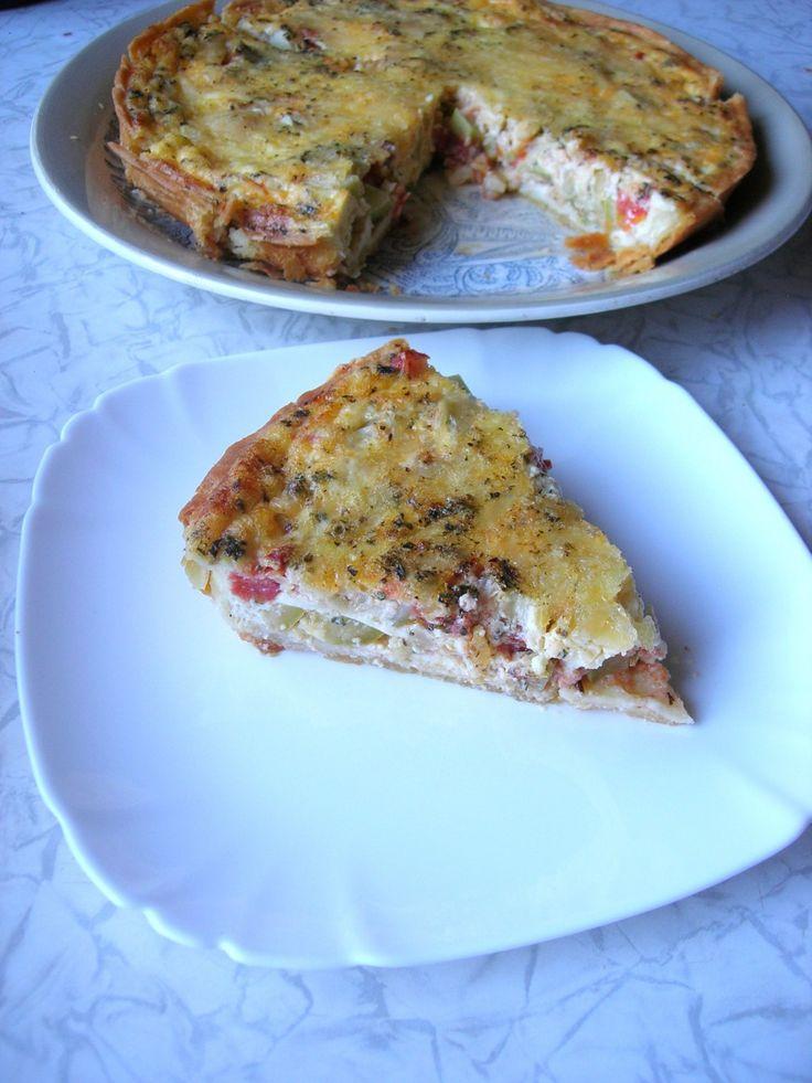КИШ ПО-ПРОВАНСКИ. Киш по-провански - французский пирог из песочного теста, с невероятно нежным вкусом и непревзойденным ароматом. Это рецепт пирога с овощной начинкой, с сыром и прованскими травами. Ингредиенты: Мука …