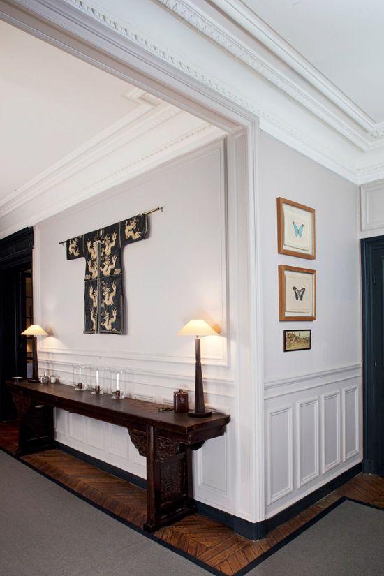 farrow & ball elephant's breath - for upstairs hallway?