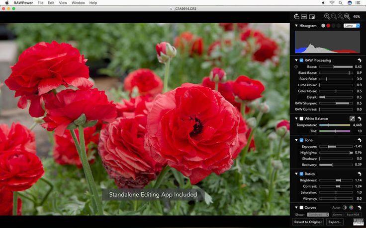 RAW Power en Mac App Store http://apple.co/2mFT77p