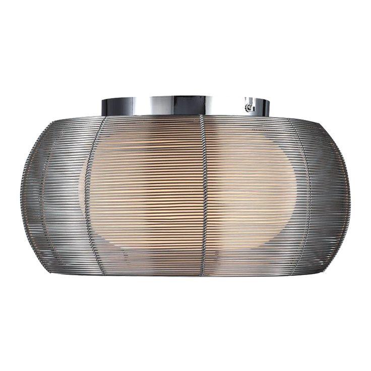 MX1104-2 TANGO LAMPA SUFITOWA SREBRNA - Oświetlenie w salonie meblowym