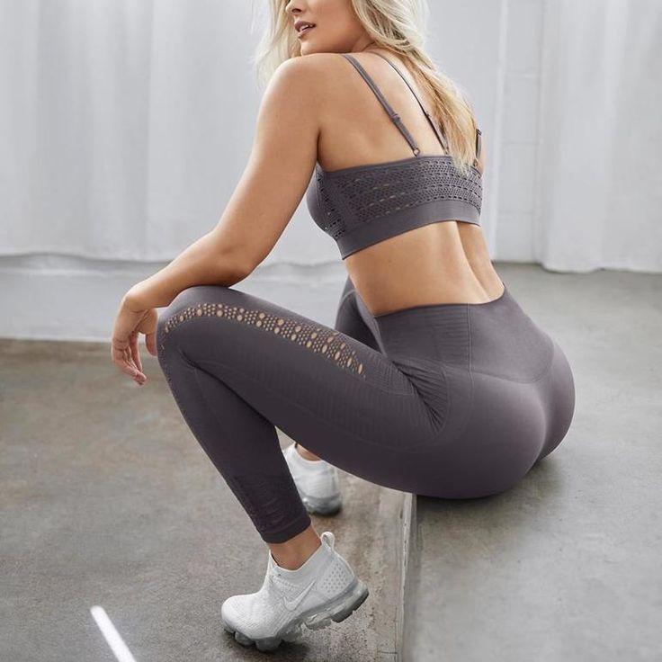 Mädchen Workout Kleidung heiß