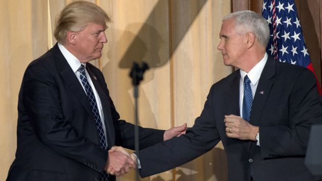 Pence's Perch Atop Trump's Voter Fraud Commission Hints at Suppression Efforts  As Indiana governor, Pence cheered a crackdown on a major voter registration drive.