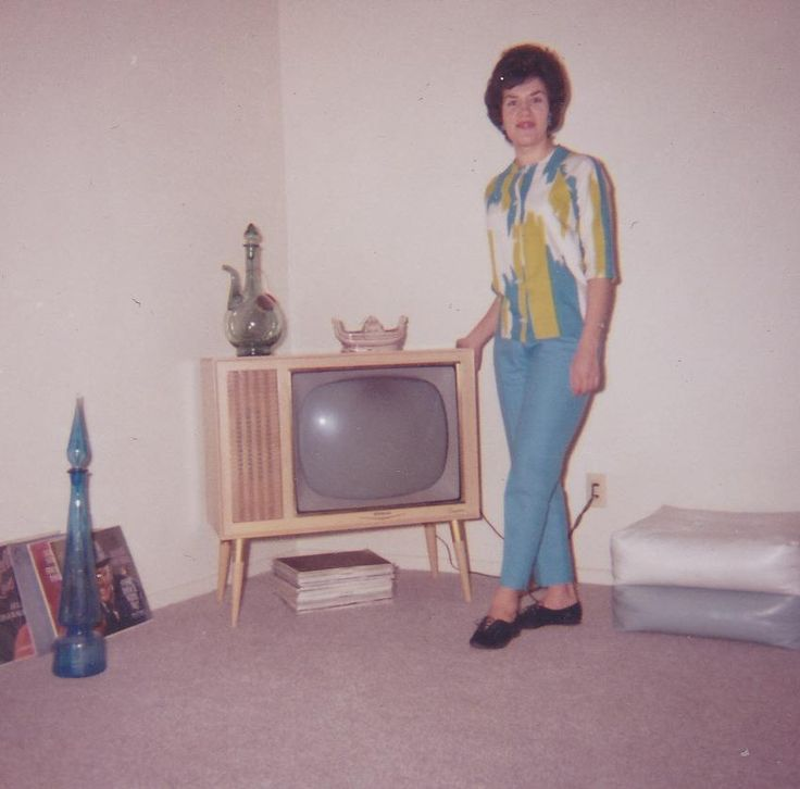Gone are the days when there was room for your bong on top of the television set.