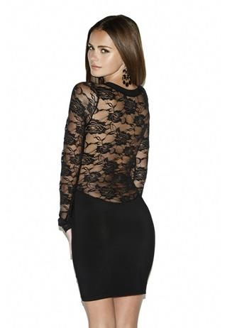 LACE DRESS | Body Central << OMG!