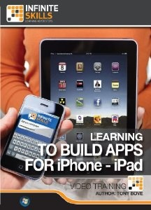 Learning to Build Apps for iPhone - iPad...Reduce learning time by 80%. Learn how to build iPhone and iPad Applications from a professional trainer from your own desk. #iphone #ipad #ipad2 #ipad mini #ipod #iphone5 #iphone4s.....$99.95