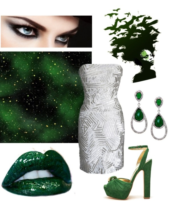 """""""She can't be from this planet"""" by bonnieai on Polyvore"""