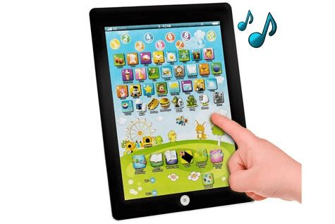 $18 for a Children's Learning Tablet - Shipping Included