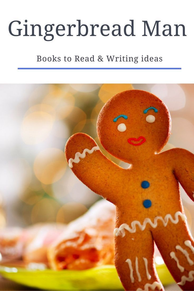 ... Gingerbread Man. There is also a free graphic organizer and writing
