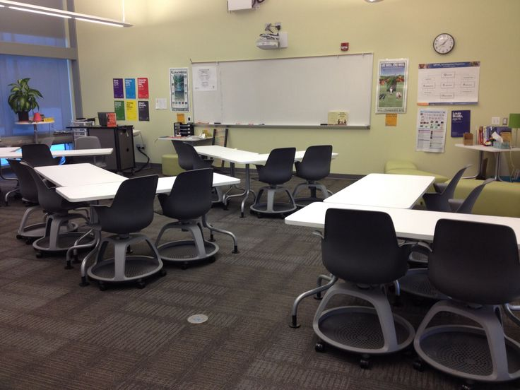 High School Math Classroom Design : Kent innovation high school classroom seating
