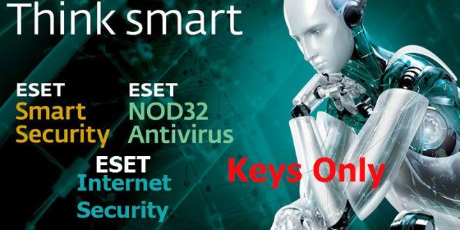 ESET NOD32 Antivirus license key valid 2021 (With images ...