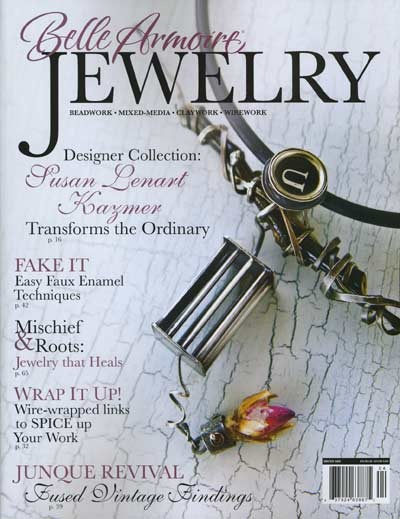 34 best jewelry magazines images on pinterest bead for Belle armoire jewelry magazine subscription