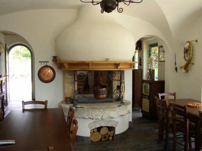 Caminetto Friulano - Friulan fireplace