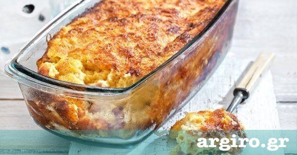 Σουφλέ με τυριά, ζαμπόν και πιπεριές Φλωρίνης από την Αργυρώ Μπαρμπαρίγου   Μια συνταγή από το βιβλίο μου γλυκά και αλμυρά σουφλέ