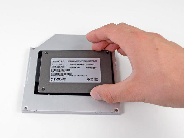 Installing MacBook Core 2 Duo Dual Hard Drive - iFixit