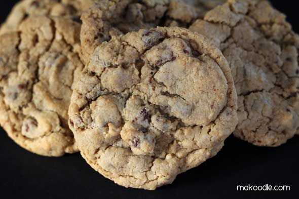 Chocolate Chip Cookies with Ground Oatmeal aka $$$ Recipe-Urban Legend