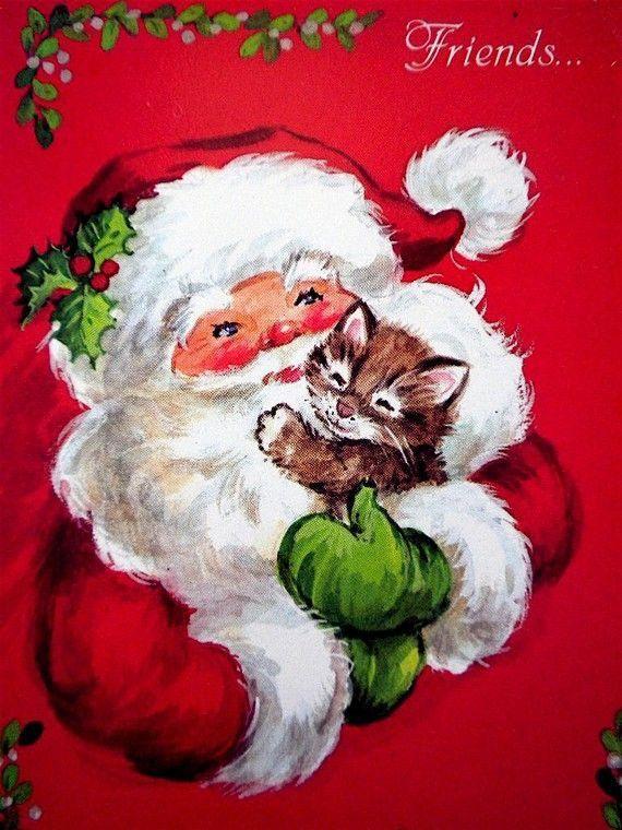 Pin von Jennifer Vogs auf Weihnachten | Weihnachtsmann ...