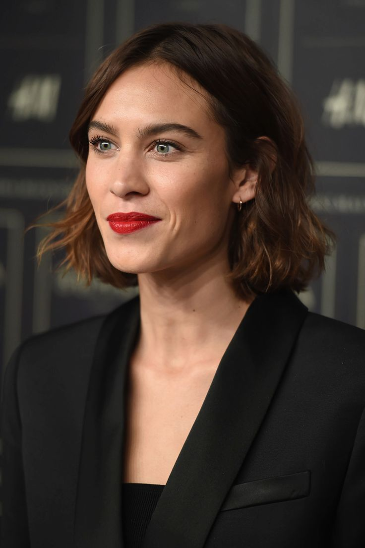 Short, Textured Bobs Are the Celebrity Beauty Look to Steal Right Now | StyleCaster