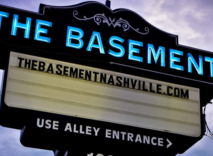 Thrillist includes The Basement, Mercy Lounge, Station Inn, Ryman Auditorium, Bluebird Cafe, and 3rd & Lindsley in their list of '6 best music venues in Nashville.'