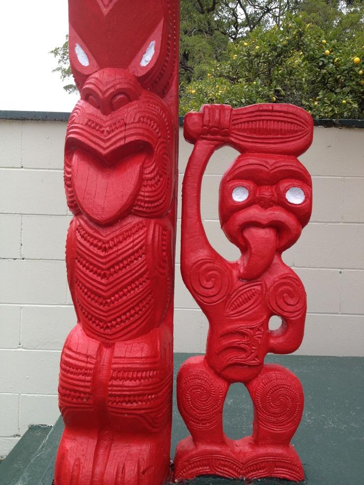 Whakairo o Te Pere, Paruaharanui